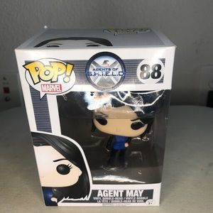 Funko POP! Agent May #88